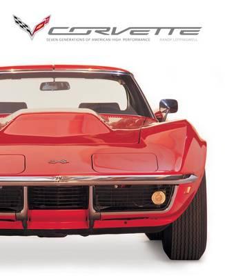 Corvette by Randy Leffingwell