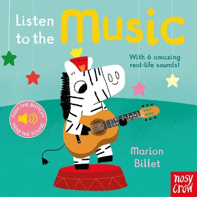 Listen to the Music by Marion Billet