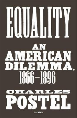 Equality: An American Dilemma, 1866-1896 by Charles Postel