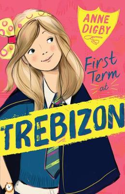 First Term at Trebizon by Anne Digby