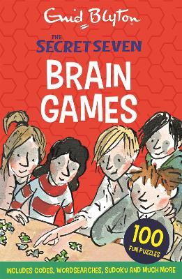 Secret Seven: Secret Seven Brain Games by Enid Blyton