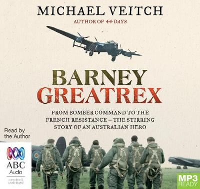 Barney Greatrex by Michael Veitch
