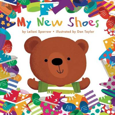 My New Shoes by Leilani Sparrow