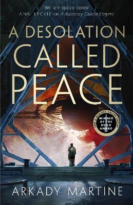 A Desolation Called Peace book