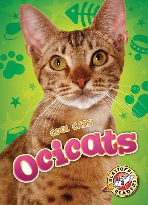 Ocicats by Betsy Rathburn