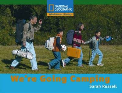 Were Going Camping by Sarah Russell