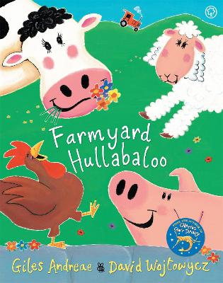 Farmyard Hullabaloo book