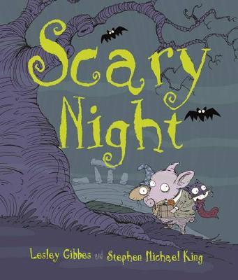 Scary Night book