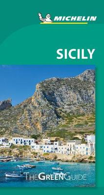 Michelin Green Guide Sicily by Michelin