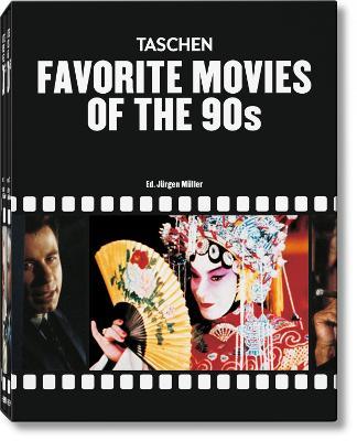 Taschen's 100 Favorite Movies of the 90s by Jurgen Muller