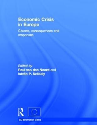 Economic Crisis in Europe book
