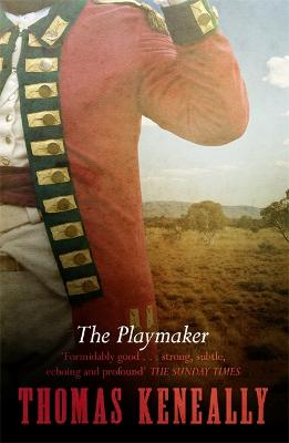 The Playmaker by Thomas Keneally