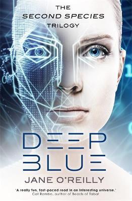 Deep Blue by Jane O'Reilly
