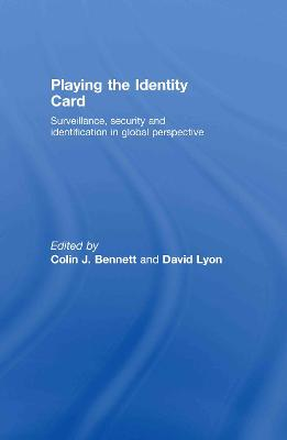 Playing the Identity Card book