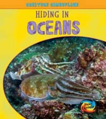 Hiding in Oceans by Deborah Underwood