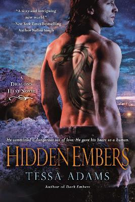 Hidden Embers book
