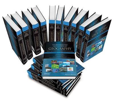 International Encyclopedia of Geography book
