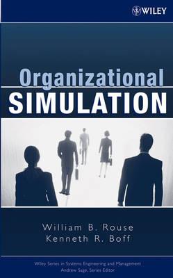 Organizational Simulation book