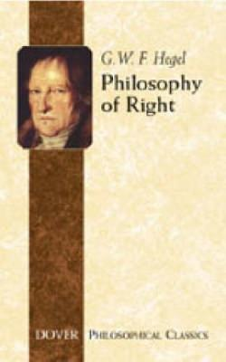 Philosophy of Right book