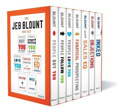 The Jeb Blount Box Set by Jeb Blount