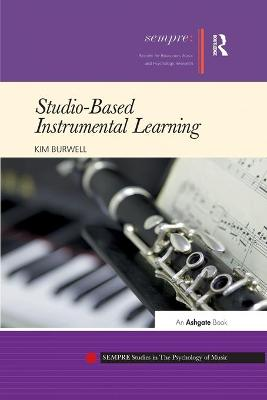 Studio-Based Instrumental Learning by Kim Burwell