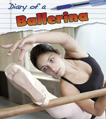 Ballerina by Angela Royston