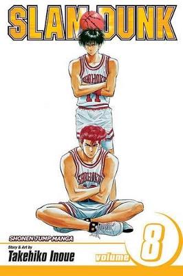 Slam Dunk, Volume 8 by Takehiko Inoue