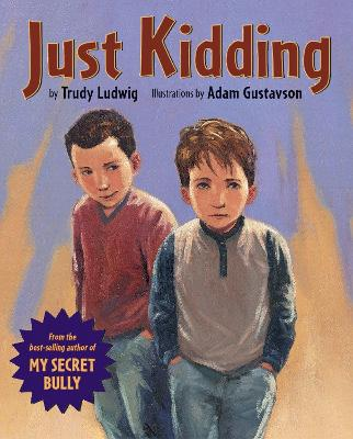 Just Kidding by Adam Gustavson