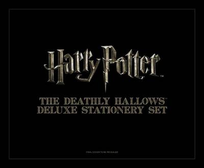 Harry Potter Deathly Hallows Hardcover R by Insight Editions