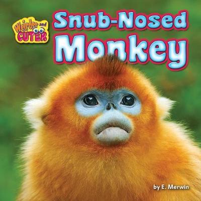 Snub-Nosed Monkey by E. Merwin