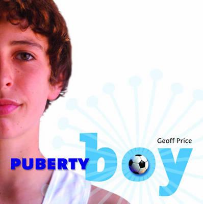 Puberty Boy book