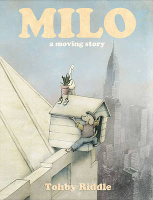Milo by Tohby Riddle