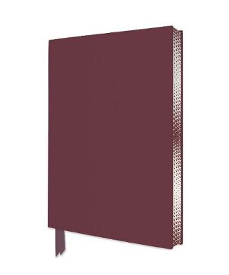 Mahogany Artisan Notebook (Flame Tree Journals) by Flame Tree Studio