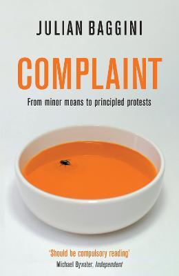Complaint by Julian Baggini