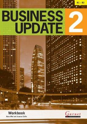 Business Update 2 - Workbook with Audio CD B1 - B2 by Hans Mol
