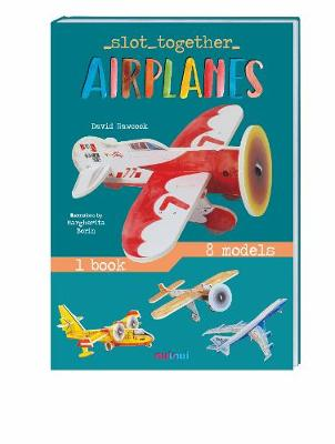 Slot Together: Airplanes book