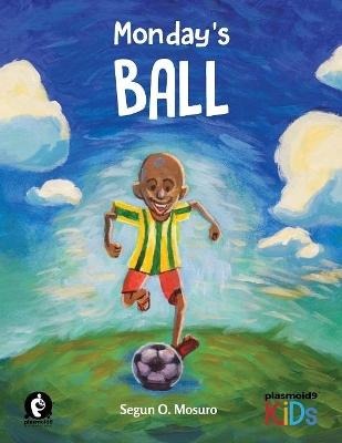 Monday's Ball book