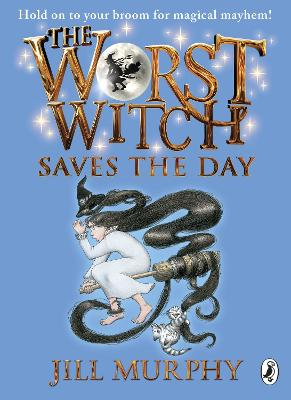 Worst Witch Saves the Day book