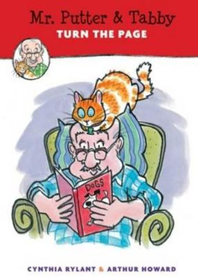 Mr. Putter and Tabby Turn the Page by Cynthia Rylant