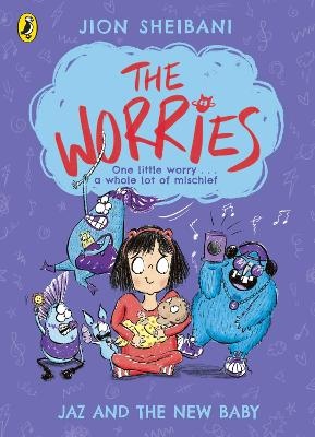 The Worries: Jaz and the New Baby book