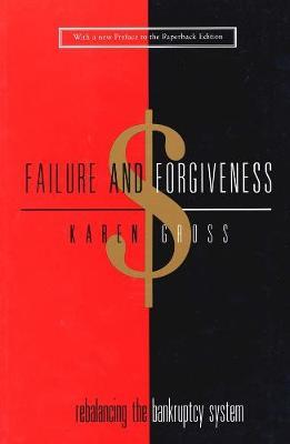 Failure and Forgiveness book