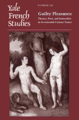Yale French Studies, Number 130 book