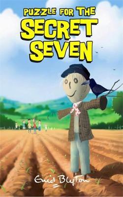 Secret Seven: Puzzle For The Secret Seven by Enid Blyton