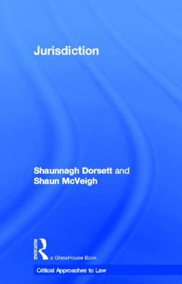 Jurisdiction by Shaunnagh Dorsett