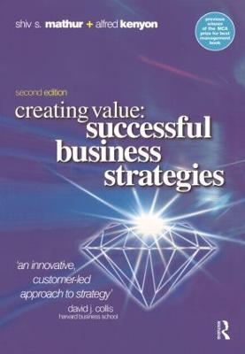Creating Value book