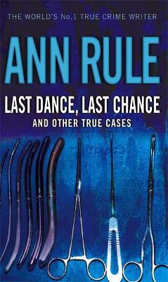 Last Dance Last Chance book