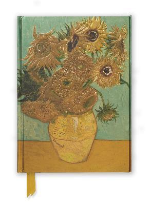 Van Gogh: Sunflowers (Foiled Journal) by Flame Tree Studio