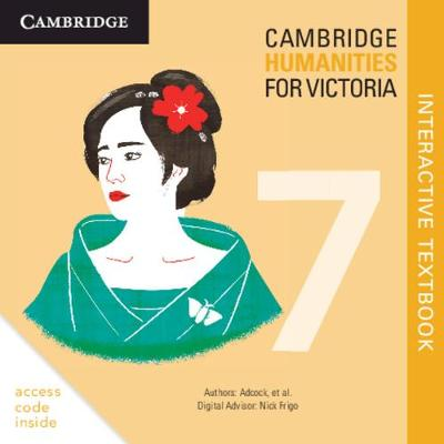 Cambridge Humanities for Victoria 7 Digital (Card) by Michael Adcock