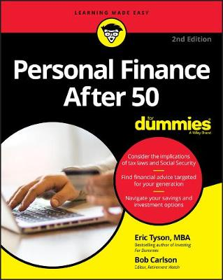 Personal Finance After 50 For Dummies by Eric Tyson