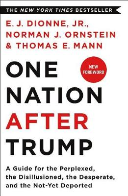 One Nation After Trump by E. J. Dionne Jr.
